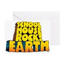Schoolhouse Rock! Earth Greeting Card