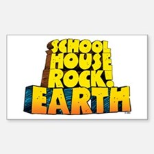 Schoolhouse Rock! Earth Decal