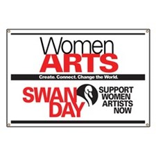 WomenArts SWAN Day Banner