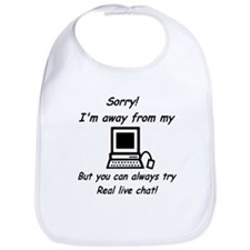 Try Real Live Chat Bib
