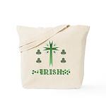 Irish Cross Tote Bag