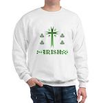 Irish Cross Sweatshirt