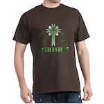 Irish Cross Dark T-Shirt