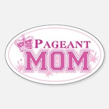 Pageant Mom Decal
