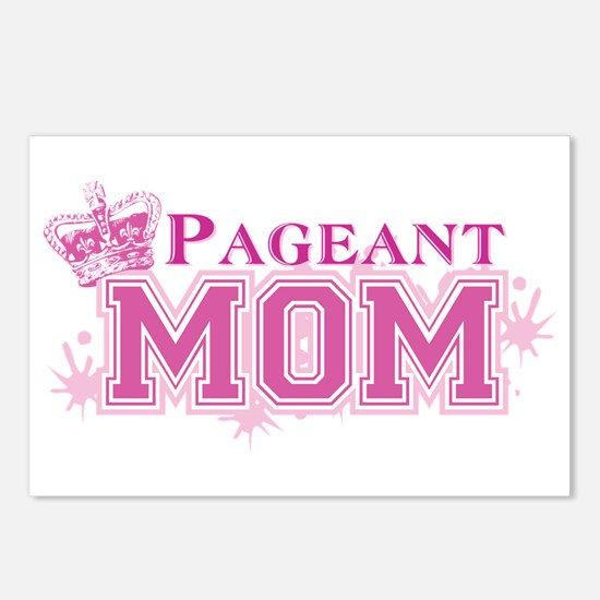 Pageant Mom Postcards (Package of 8)