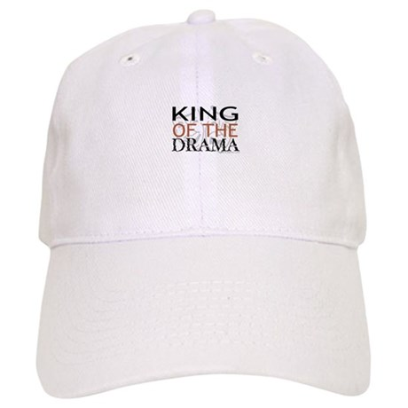 """King of the Drama"" Cap"