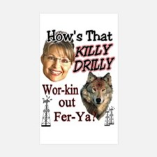 Killy Drilly Decal