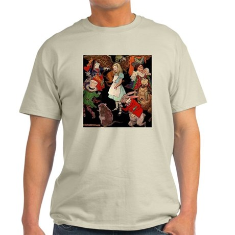 Alice and Friends Light T-Shirt