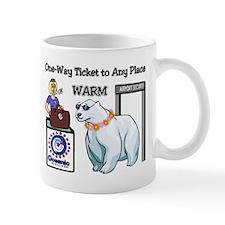 Any Place--- Warm Mug