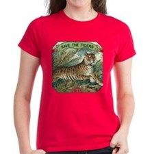 Save The Tigers Tee
