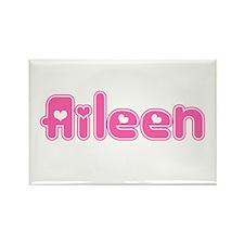 """Aileen"" Rectangle Magnet"