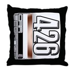 MOTOR V426 Throw Pillow