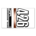 MOTOR V426 Sticker (Rectangle 50 pk)