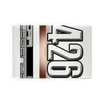MOTOR V426 Rectangle Magnet (100 pack)