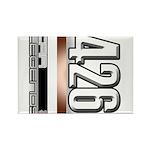 MOTOR V426 Rectangle Magnet