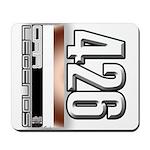 MOTOR V426 Mousepad