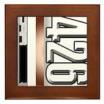 MOTOR V426 Framed Tile