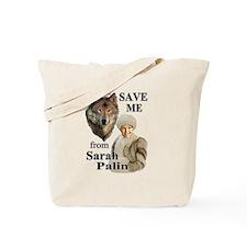Save Me from Sarah Tote Bag