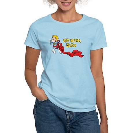My Hero, Zero Women's Light T-Shirt