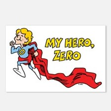 My Hero, Zero Postcards (Package of 8)