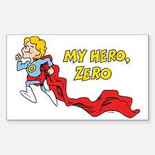 My Hero, Zero Decal