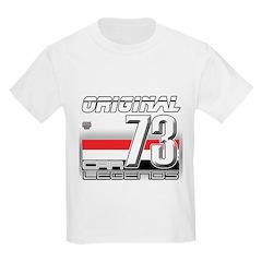 Musclecars 1973 H T-Shirt