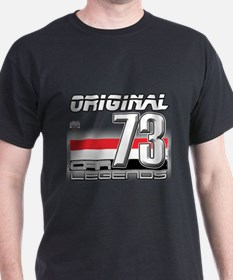 Musclecars 1973 H T-Shirt