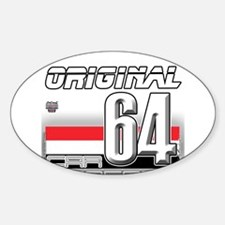 Musclecars 64H Decal