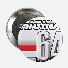 "Musclecars 64H 2.25"" Button (10 pack)"