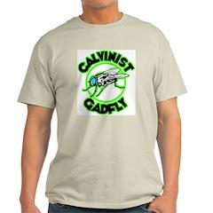 Calvinist Gadfly Ash Grey T-Shirt