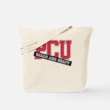 PCU Balls and Shaft Tote Bag