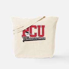 PCU Whooping Cranes Tote Bag