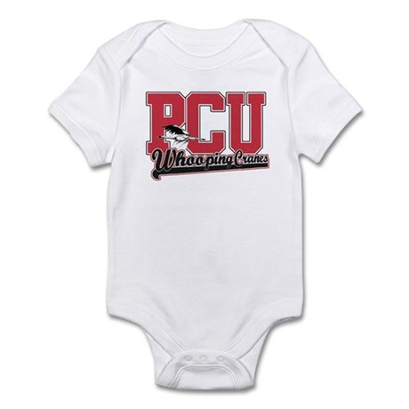 PCU Whooping Cranes Infant Bodysuit