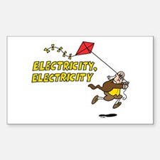 Electricity Decal