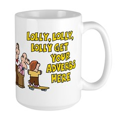 Lolly Lolly Lolly Large Mug