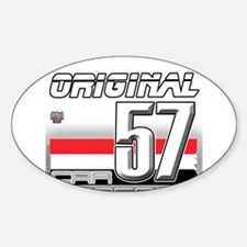 Musclecars 57H Decal