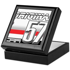 Musclecars 57H Keepsake Box