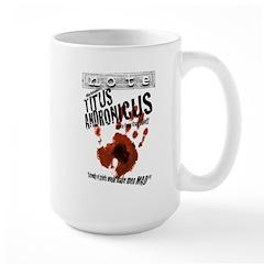 Titus Andronicus Mug