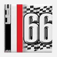 MRF 66 Tile Coaster