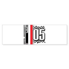 MRF 05 Sticker (Bumper)