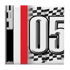 MRF 05 Tile Coaster