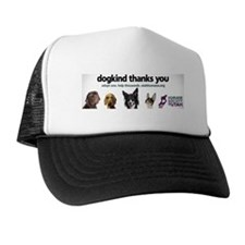Dogkind thanks you Trucker Hat