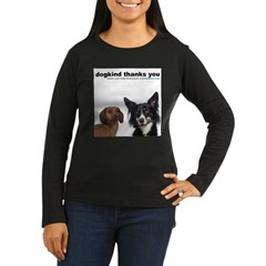 Dogkind thanks you T-Shirt