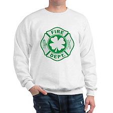 Irish Firefighter Sweatshirt