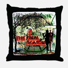 Lost The Final Season Throw Pillow
