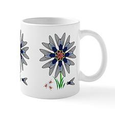 Fly Flower Illusion Mug