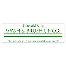Emerald City of Oz Bumper Bumper Sticker