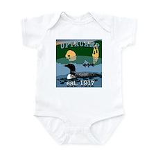 Unique Adirondack Infant Bodysuit
