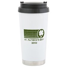 St. Patrick's Day 2010 Travel Mug