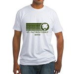 St. Patrick's Day 2010 Fitted T-Shirt